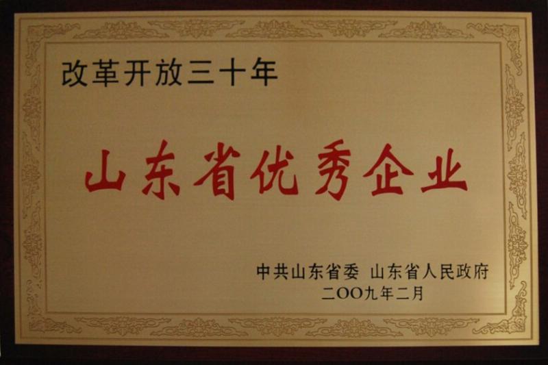 山东省企业